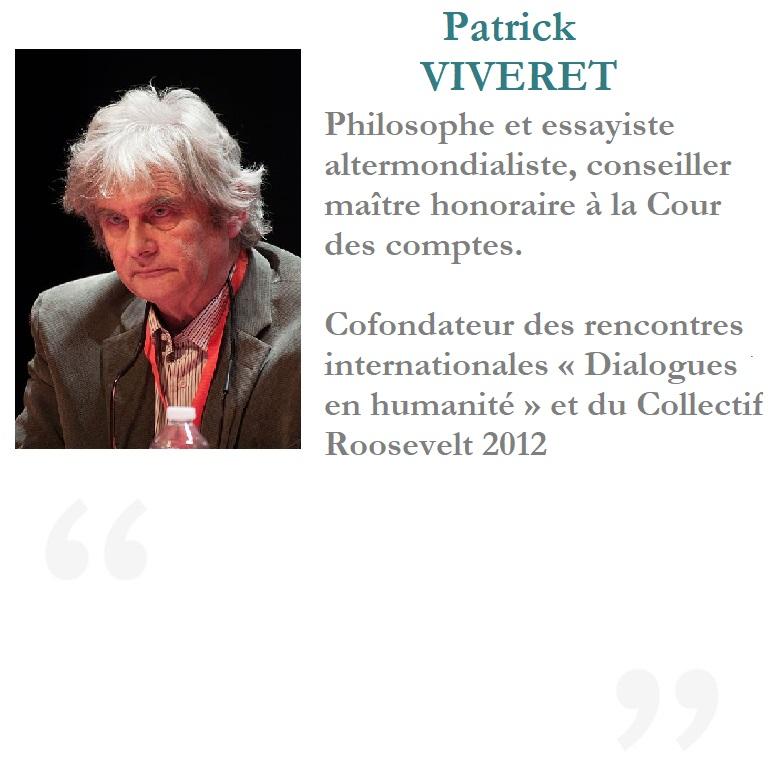 Patrick VIVERET soutient de 06 planète