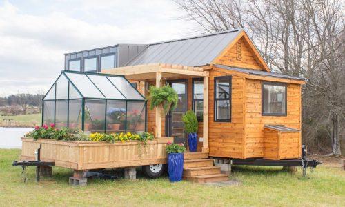 habitat écoconstruit